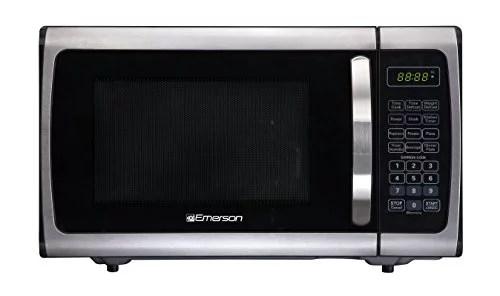 emerson er105005 0 9 cu ft 900 watt countertop microwave
