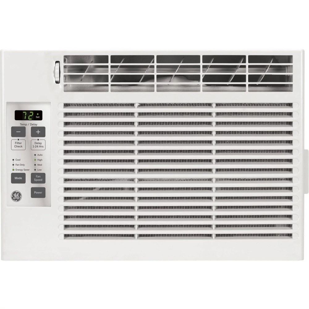 medium resolution of general electric 5 000 btu window air conditioner with remote 115v ge aez05lv walmart com