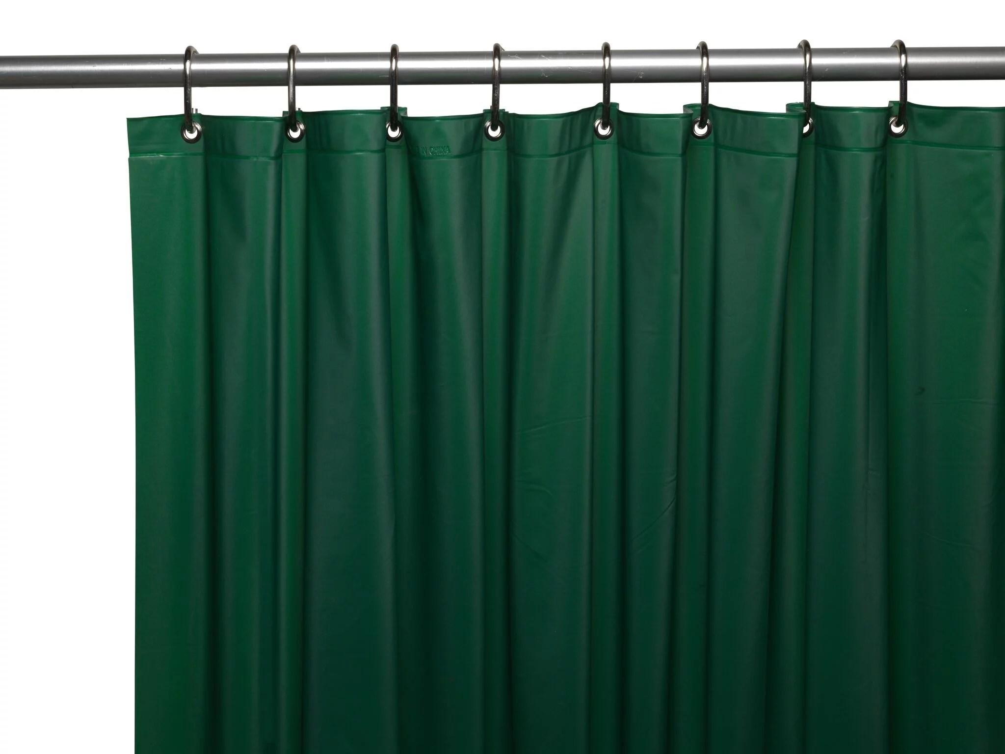 shower curtain liners green walmart com