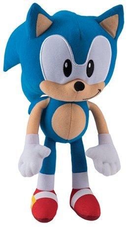 Super Sonic The Hedgehog Classic 11 5 Plush Toy Walmart