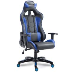 Reclining Gaming Chair True Innovations Assembly Instructions Costway High Back Executive Racing Swivel Pu Leather Office Walmart Com