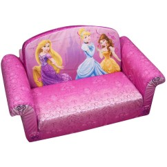 Disney Princess Flip Out Sofa Rochester Sofas Marshmallow 2 In 1 Open Cars