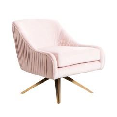 Pink Swivel Chair Covers Rental Columbia Sc Jasmine Velvet Blush Walmart Com