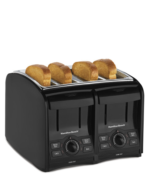 Hamilton Beach 4 Slice Cool Touch Toaster Model# 24121