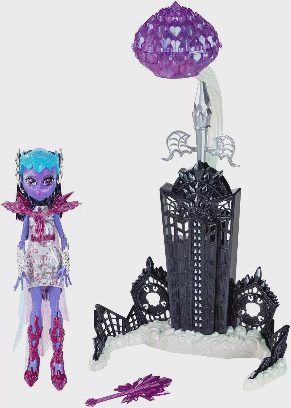 Monster High - Boo York, Boo York : monster, york,, Monster, York,, Floatation, Station, Astranova, Playset, Walmart.com