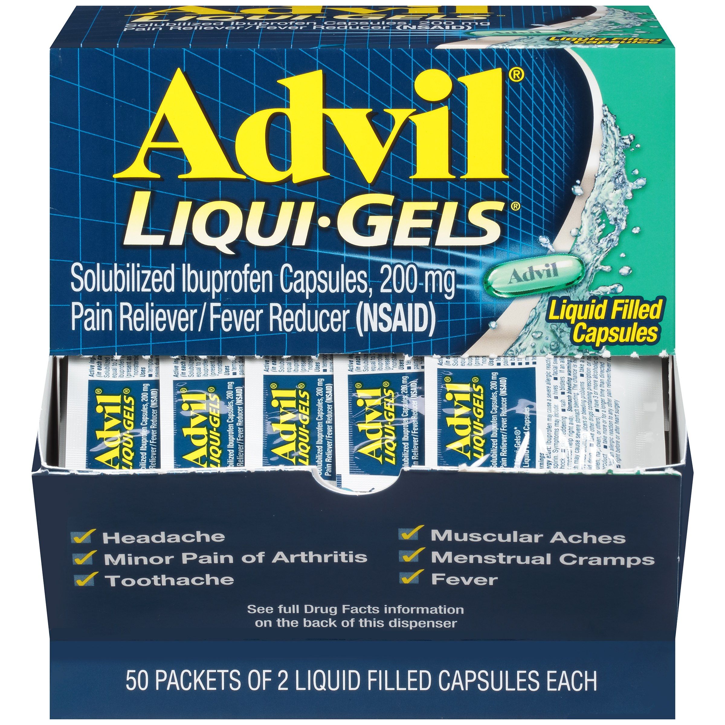 How Many Advil Liqui Gels Can I Take | Examples and Forms