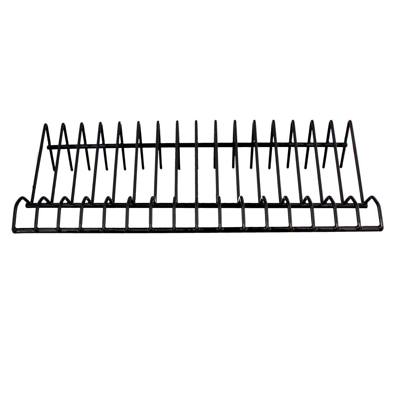 Abn Black 16 Piece Pliers Holder Rack Hand Tool Organizer