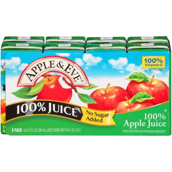 Apple Eveà 100 Apple Juice 8675 fl oz Aseptic