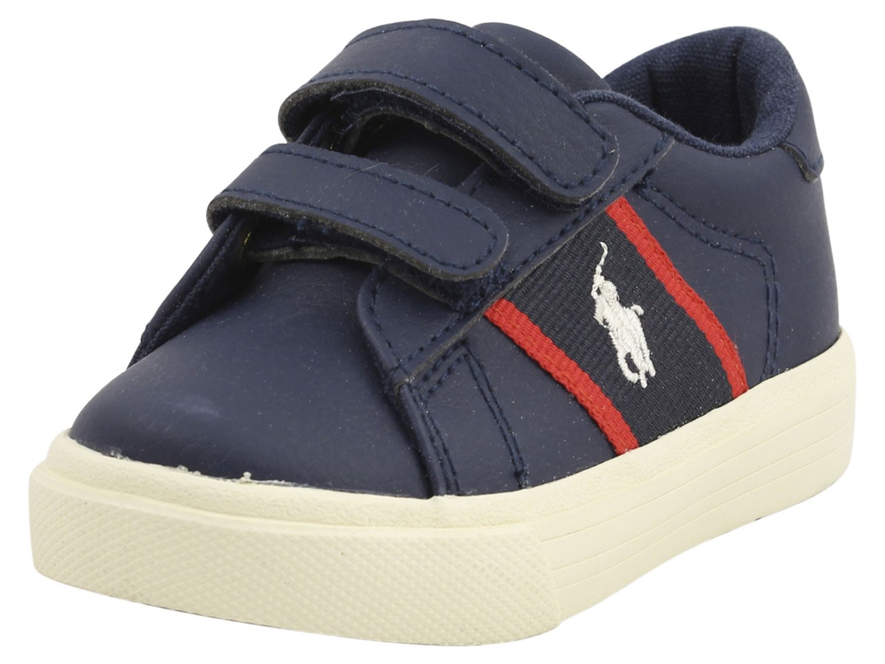 Polo Ralph Lauren - Infant Boys' Polo Ralph Lauren Geoff EZ Sneaker - Toddler - Walmart.com