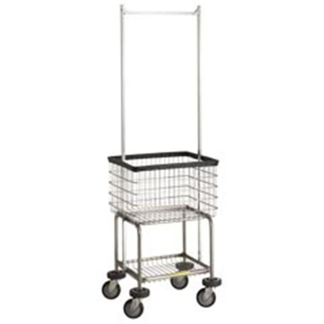 R&B Wire 300G55 Deluxe Elevated Wire Frame Metal Laundry