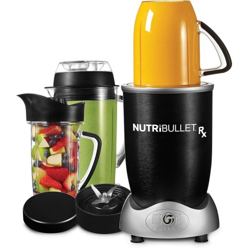 small resolution of nutribullet rx blender smart technology with auto start stop 10 piece walmart com