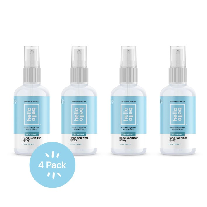 Top 5 New Essential Products For School 2021-Hello Bello hand sanitizer