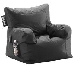Big Joe Bean Bag Chair Hickory Bedside Tables Multiple Colors 33 X 32 25 Walmart Com