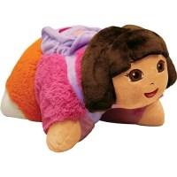 As Seen on TV Nickelodeon Pillow Pet Pee Wee, Dora the ...