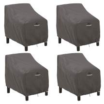 Classic Accessories Ravenna Deep Seated Patio Lounge Chair