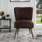 Tradtional Living Room Accent Chair Navy
