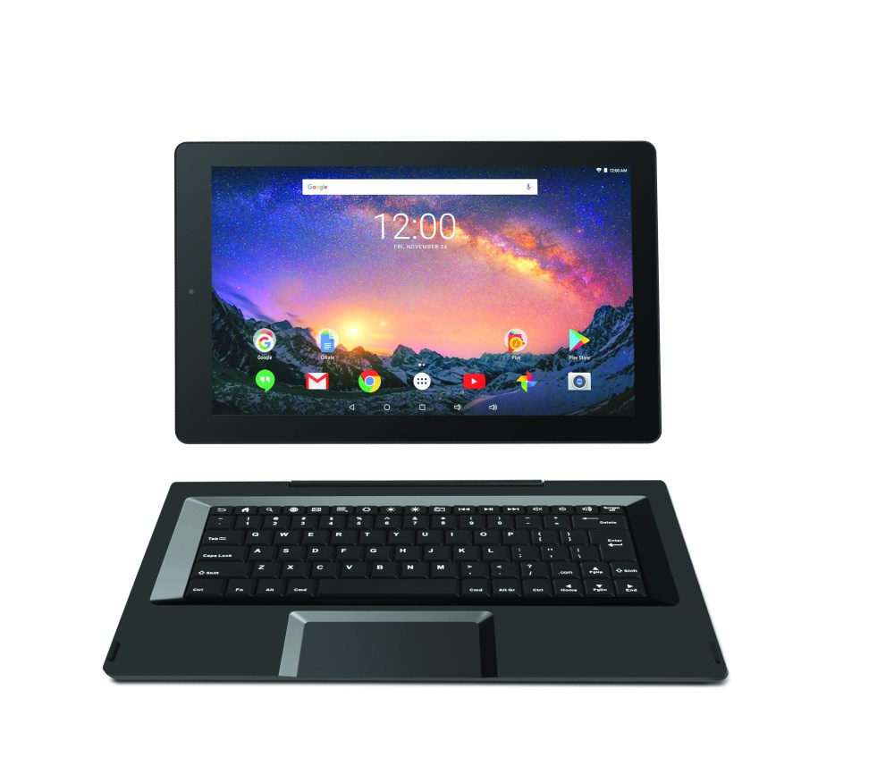 medium resolution of rca galileo pro 11 5 32gb 2 in 1 tablet with keyboard case android os walmart com