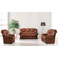 Fleur De Lis Living Beverly Leather Living Room Collection ...