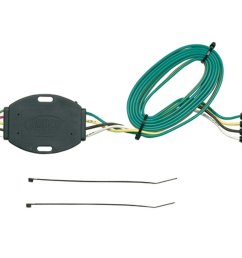 hopkins 42225 plug in simple vehicle wiring kit t connectors allow you to connect your trailer s wiring system into your vehicle s wiring system by hopkins  [ 1500 x 921 Pixel ]