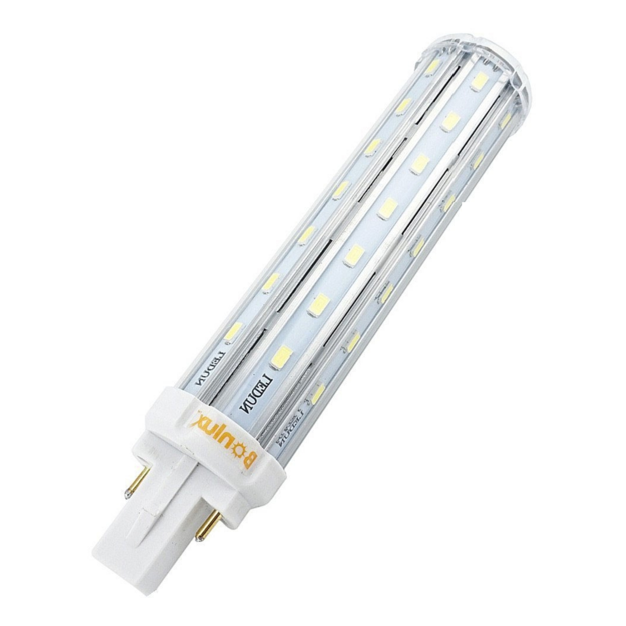 hight resolution of bonlux g24 led pl retrofit lamp universal g24d 2 pin g24q 4 pin pl c horizontal recessed bulb 13w 26w cfl equivalent ballast incompatible remove bypass
