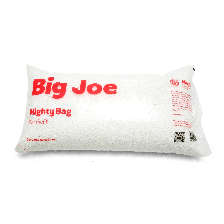 big joe megahh bean refill 100 liter single pack walmart com