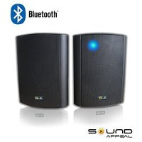 "Bluetooth 6.50"" Indoor/Outdoor Weatherproof Patio Speakers ..."