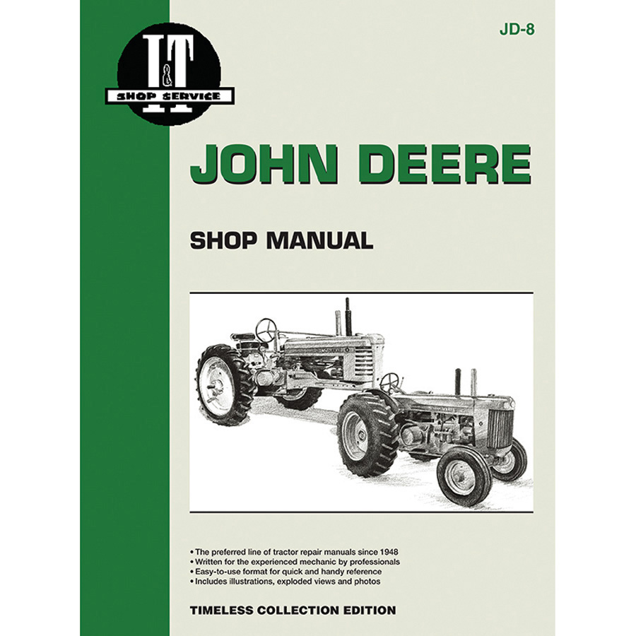 hight resolution of service manual for john deere 70 tractor jd 8 walmart com jd 70 wiring diagram