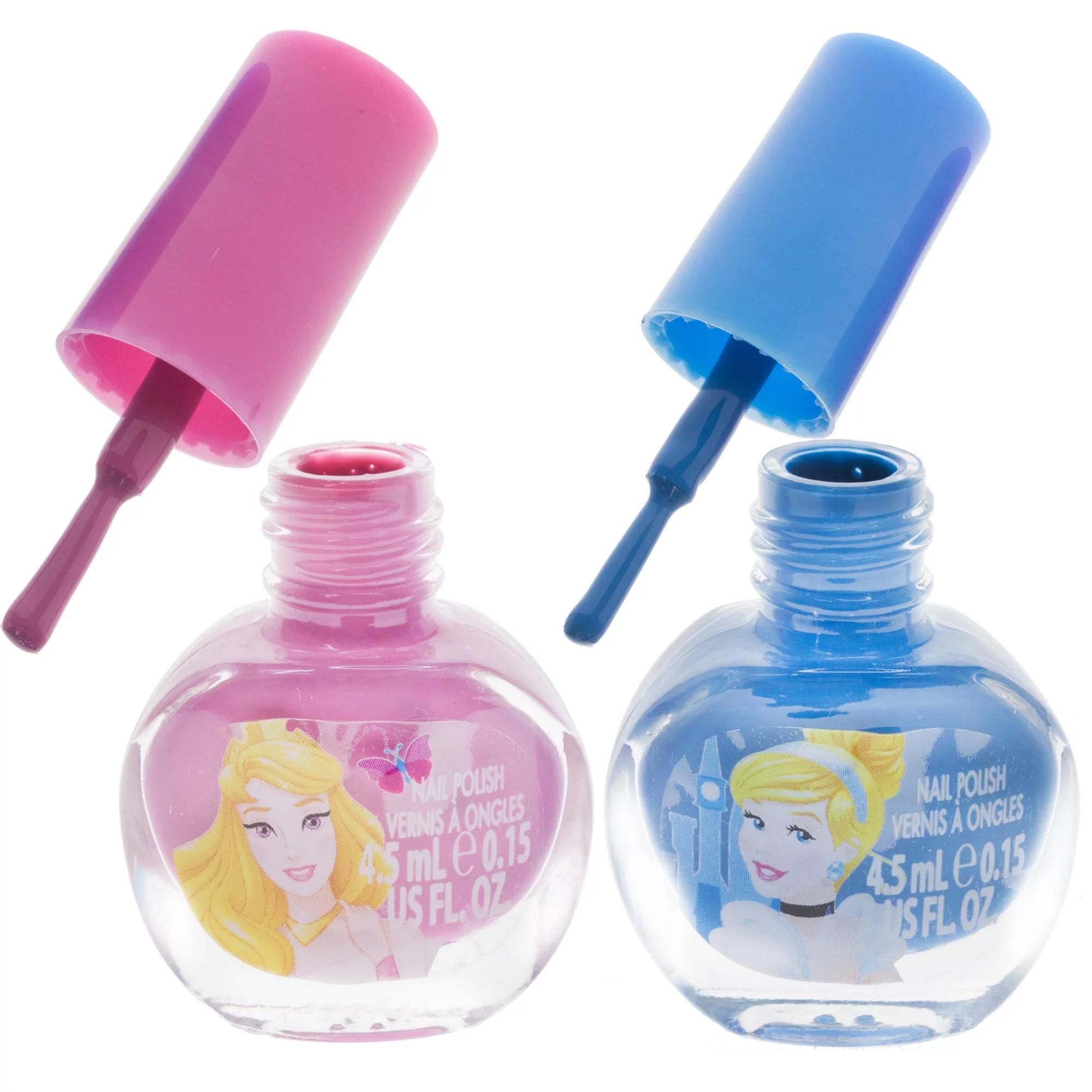 disney princess nail polish 2