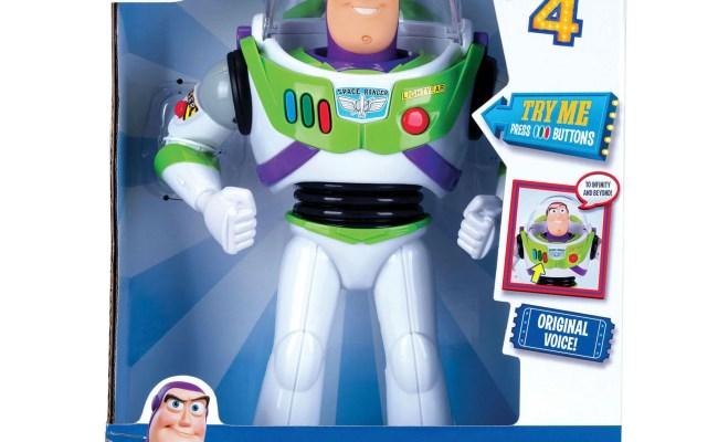 Disney Pixar Toy Story Buzz Lightyear Talking Action