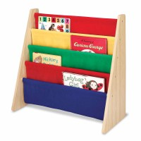 Whitmor Kids Book Organizer Primary - Walmart.com