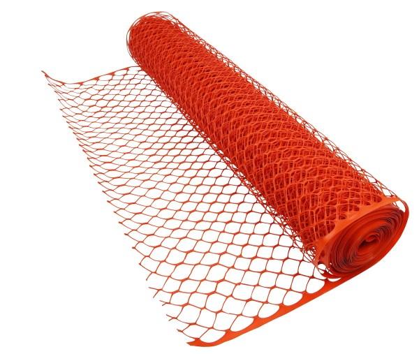 Diamond Grid Everbilt Orange Barrier Fence - Year of Clean Water