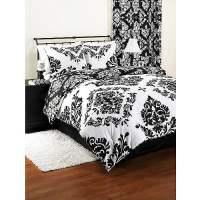 Classic Noir Reversible Comforter Set - Best Comforter Sets