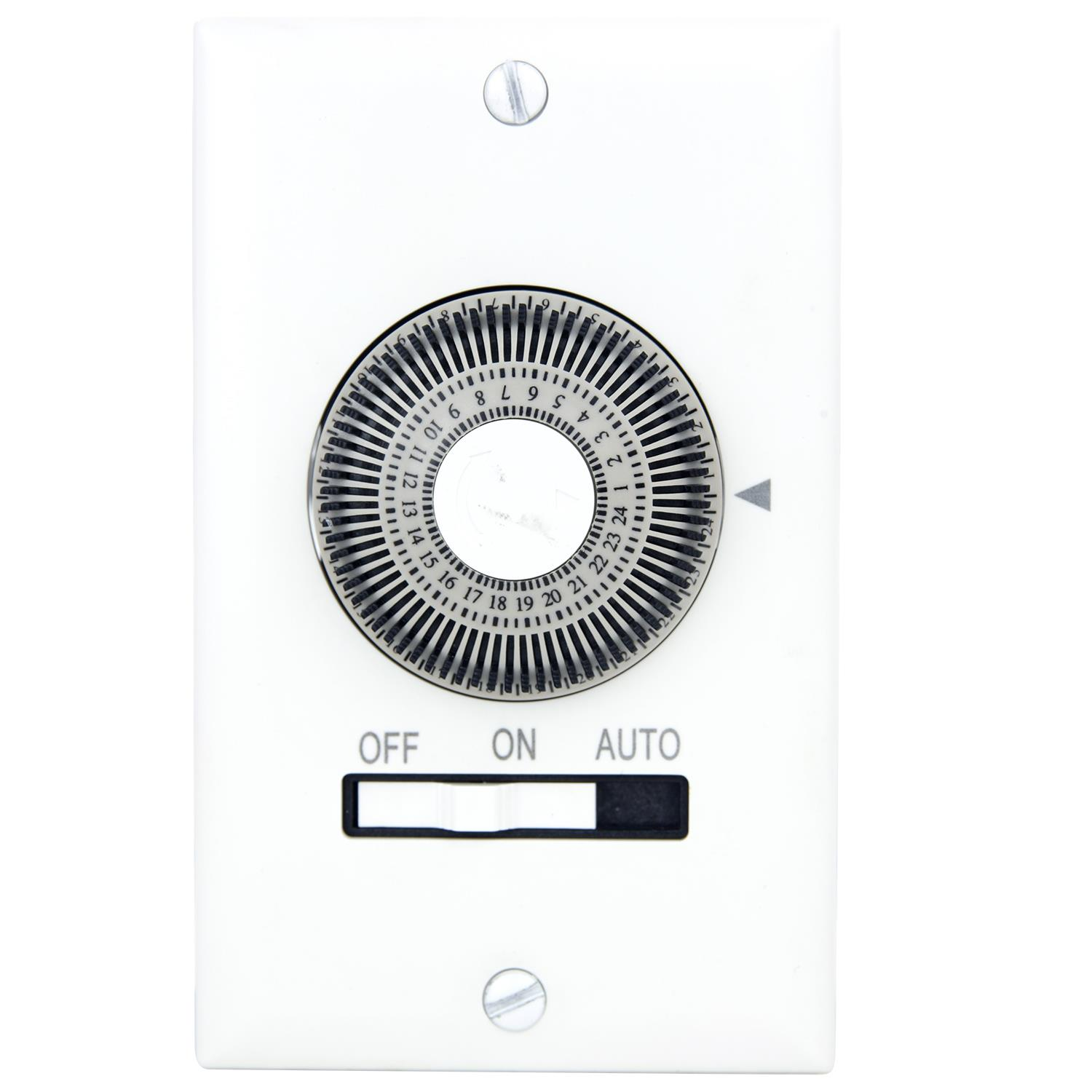 Sunlite 05014-SU 20-Amp Programmable In-Wall Timer, Heavy