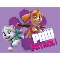 """Nickelodeon Paw Patrol """"Call Paw"""" Suede Wall Art, 12"""" x 16 ..."""