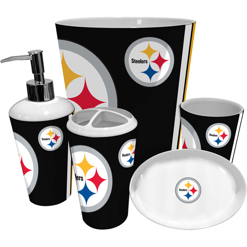 nfl pittsburgh steelers shower curtain 1 each