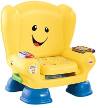 Fisher-Price Laugh & Learn Smart Stages Chair Yellow ...