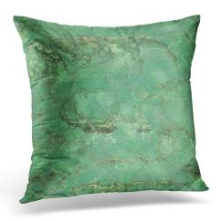 Emerald Green Sofa Covers Lazy Boy Madeline Reviews Usart Marble Big Collection Abstract Pillows