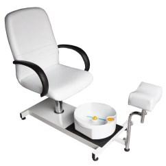 Hydraulic Chair Lift Ikea Reading Gymax Pedicure Beauty Adjustable W Stool Footbath Massage Walmart Com