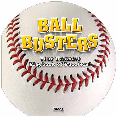 Ball Busters Baseball Book