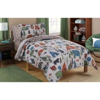 Mainstays Kids Camping Bed in a Bag Bedding Set - Walmart.com