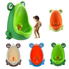 Frog Potty Chair Booster Seat High Reviews Arzil Cute Toilet Training Urinal For Boys Children Departments