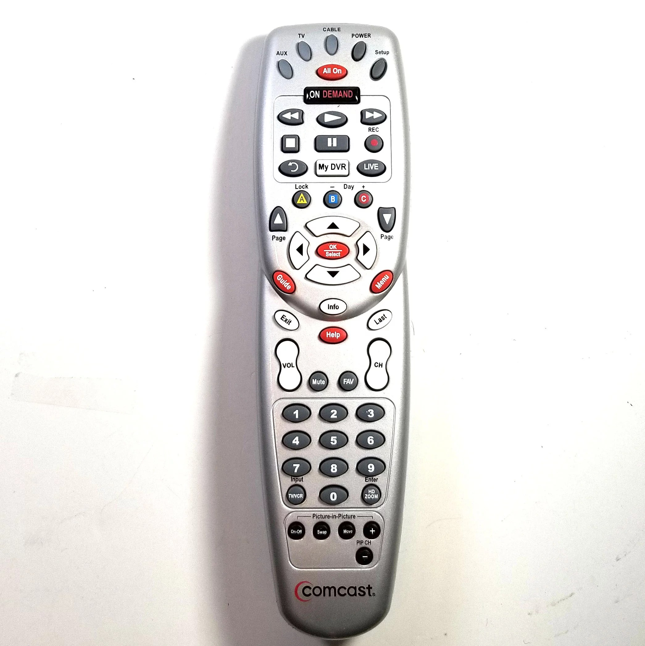 Living Room Xfinity Remote