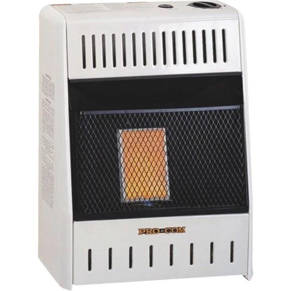 Procom Infrared Gas Wall Heater