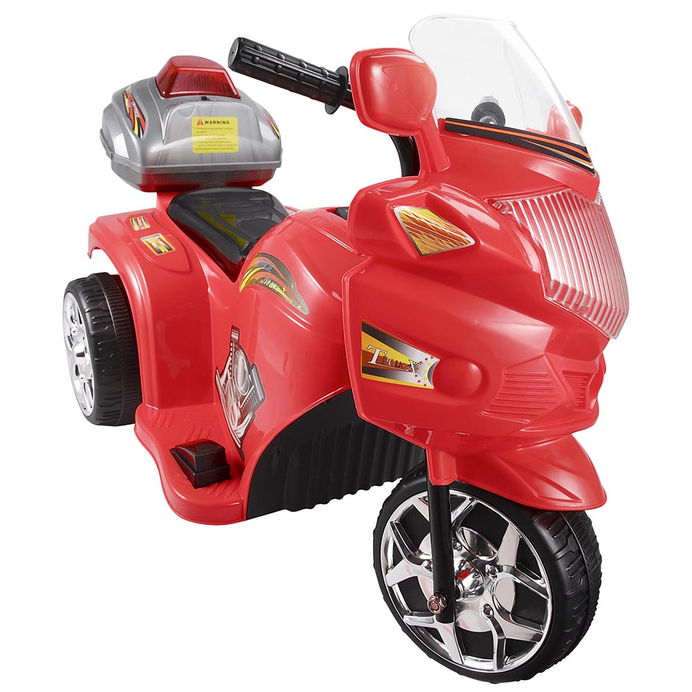 3 Wheels Kids Ride On 6v Toy Motorcycle Electric Battery