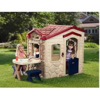 Little Tikes Picnic on the Patio Playhouse - Walmart.com