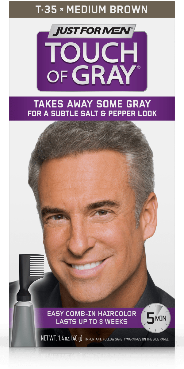 men touch of gray easy