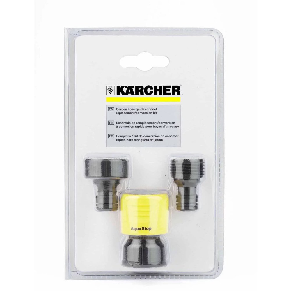 medium resolution of karcher quick connect replacement kit for electric pressure washer walmart com
