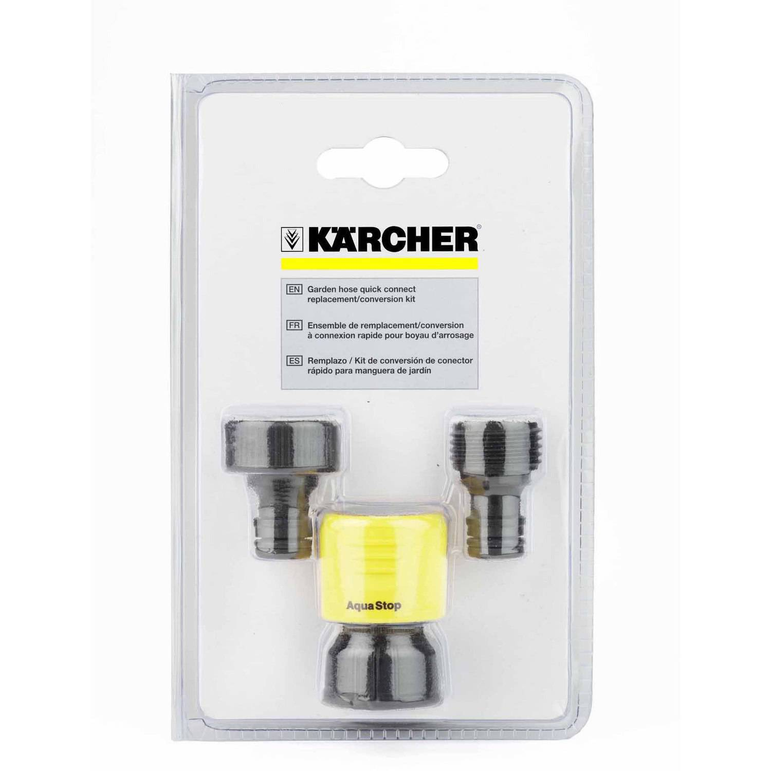 hight resolution of karcher quick connect replacement kit for electric pressure washer walmart com
