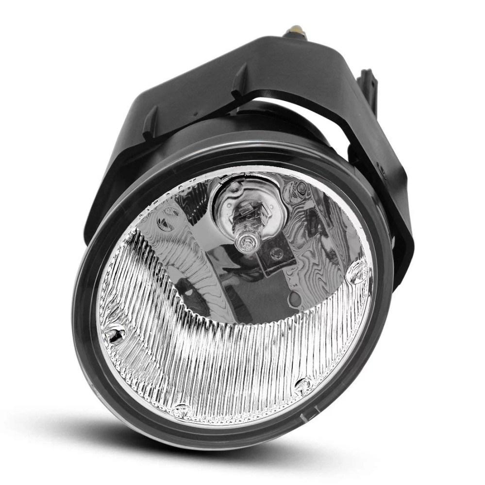 medium resolution of fog lights h3 12v 55w halogen lamp for nissan sentra 2000 2003 frontier 2001 2004 xterra 2002 2004 maxima 2000 2001 clear lens w bulbs wiring harness