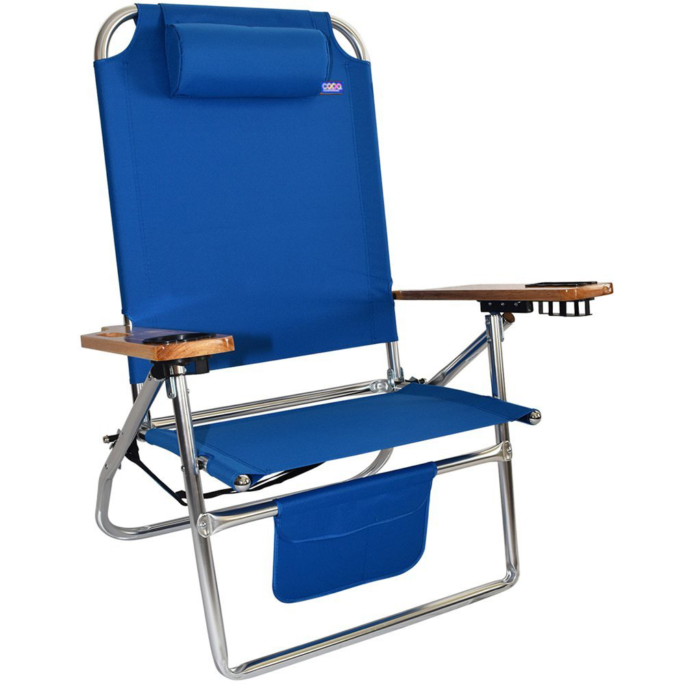 Aluminum Folding Chair Big Fish Titan Hi Seat Aluminum Folding Beach Chair